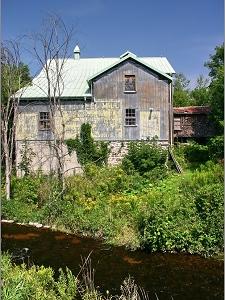 Ontario Historical Mills